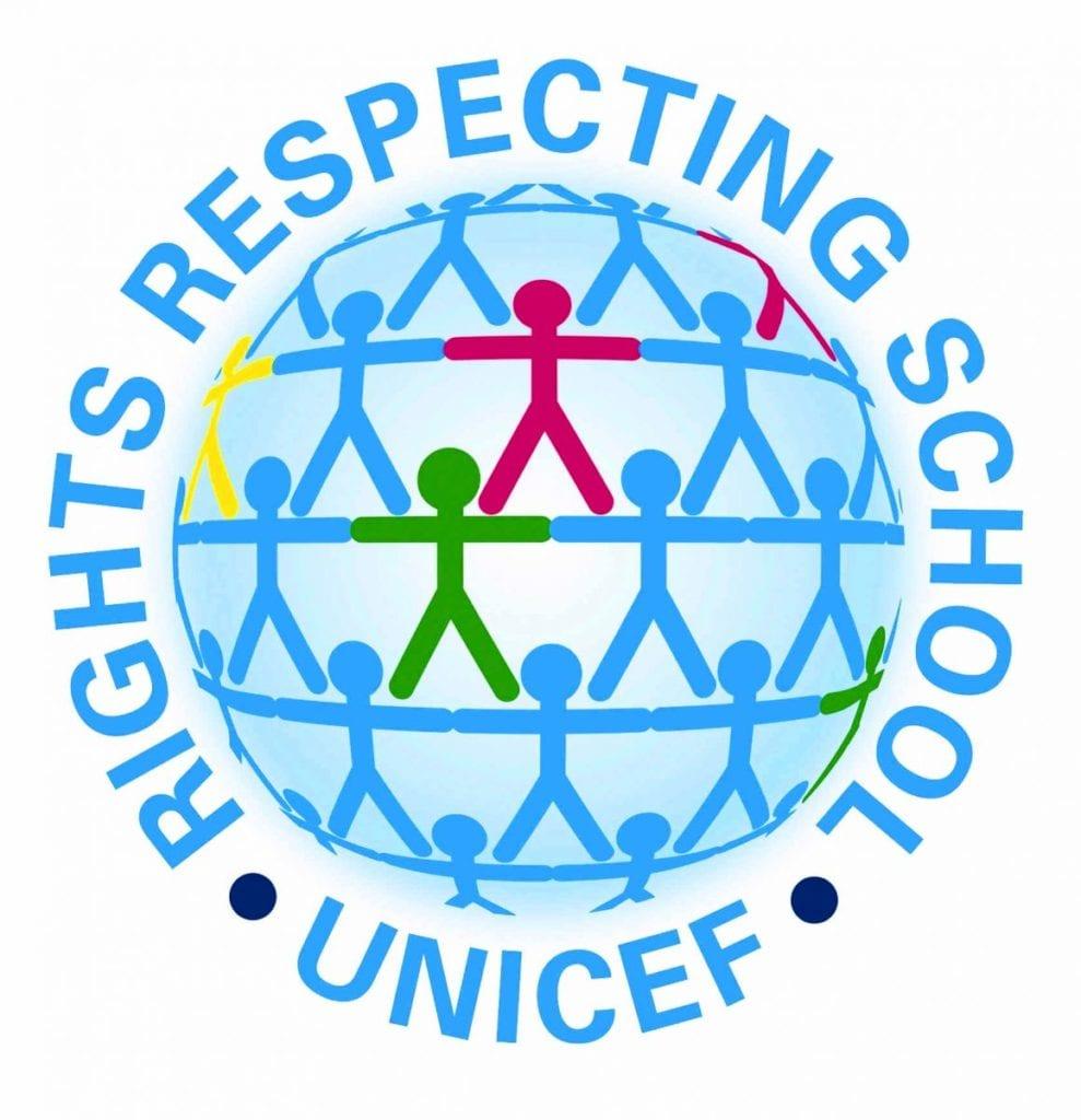 Rights Respecting School logo